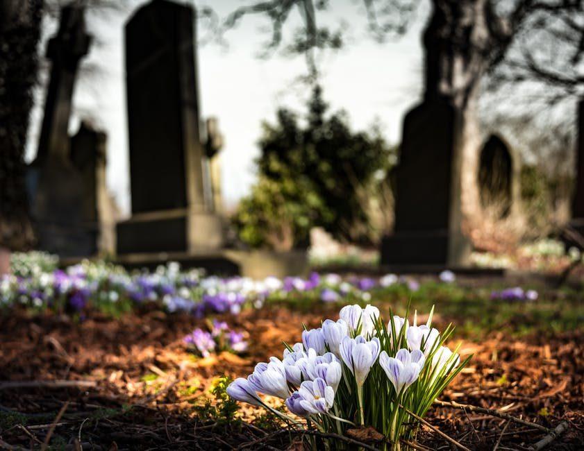 Il cimitero che metteva il sorriso