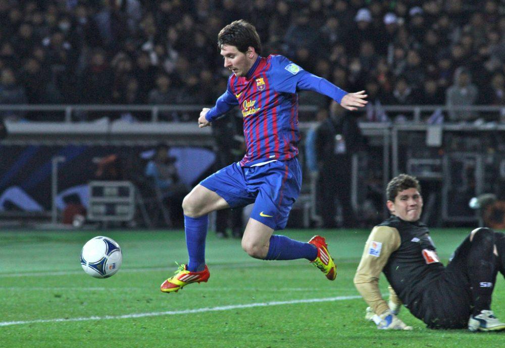 5 cose che farebbe Messi entrando in contatto con SoLunch