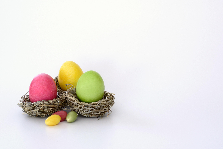 Colomba e uovo: la storia dei dolci di Pasqua