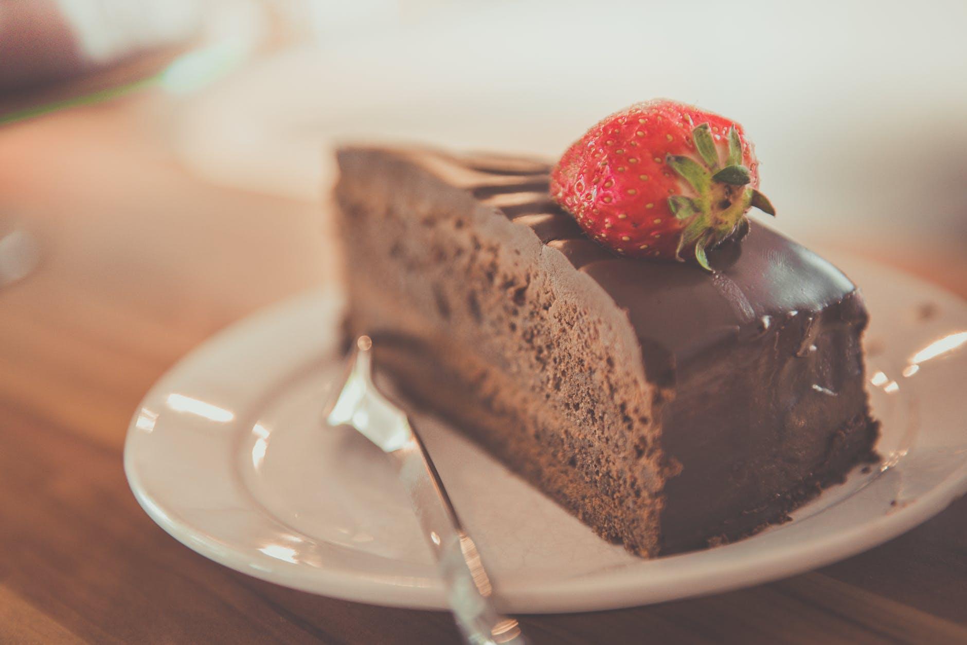 cioccolato pausa pranzo