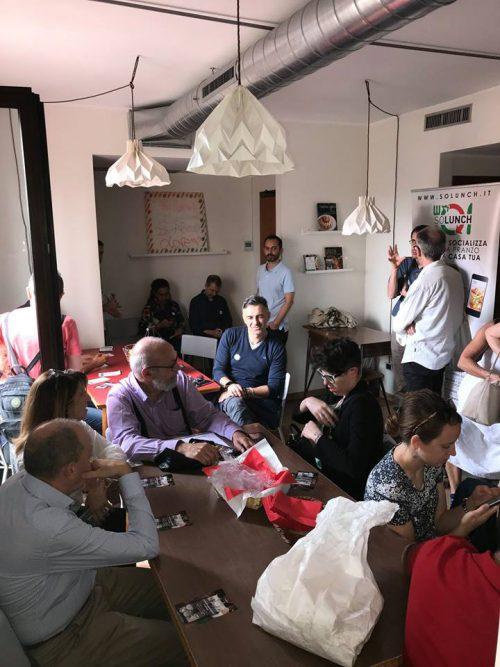SoLunch e il Milano Food City 2018: il racconto dell'evento all'Ostello Bello Grande