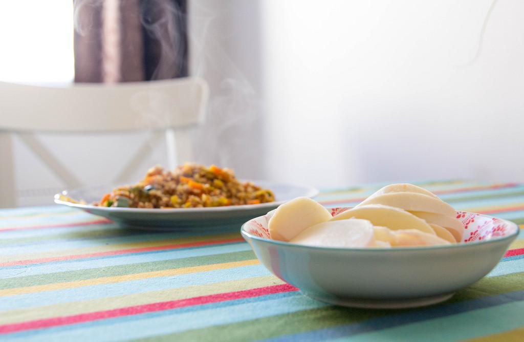 Cosa si dovrebbe mangiare in pausa pranzo?