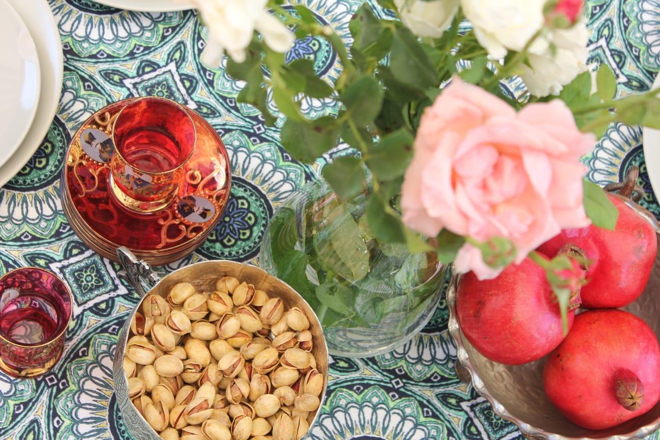Conoscere la cultura persiana con SoLunch – Intervista a Cristina B.