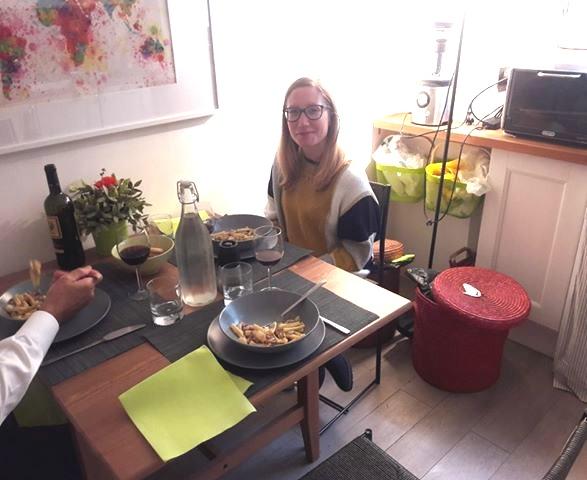 Storie di SoChef, il pranzo di Linda