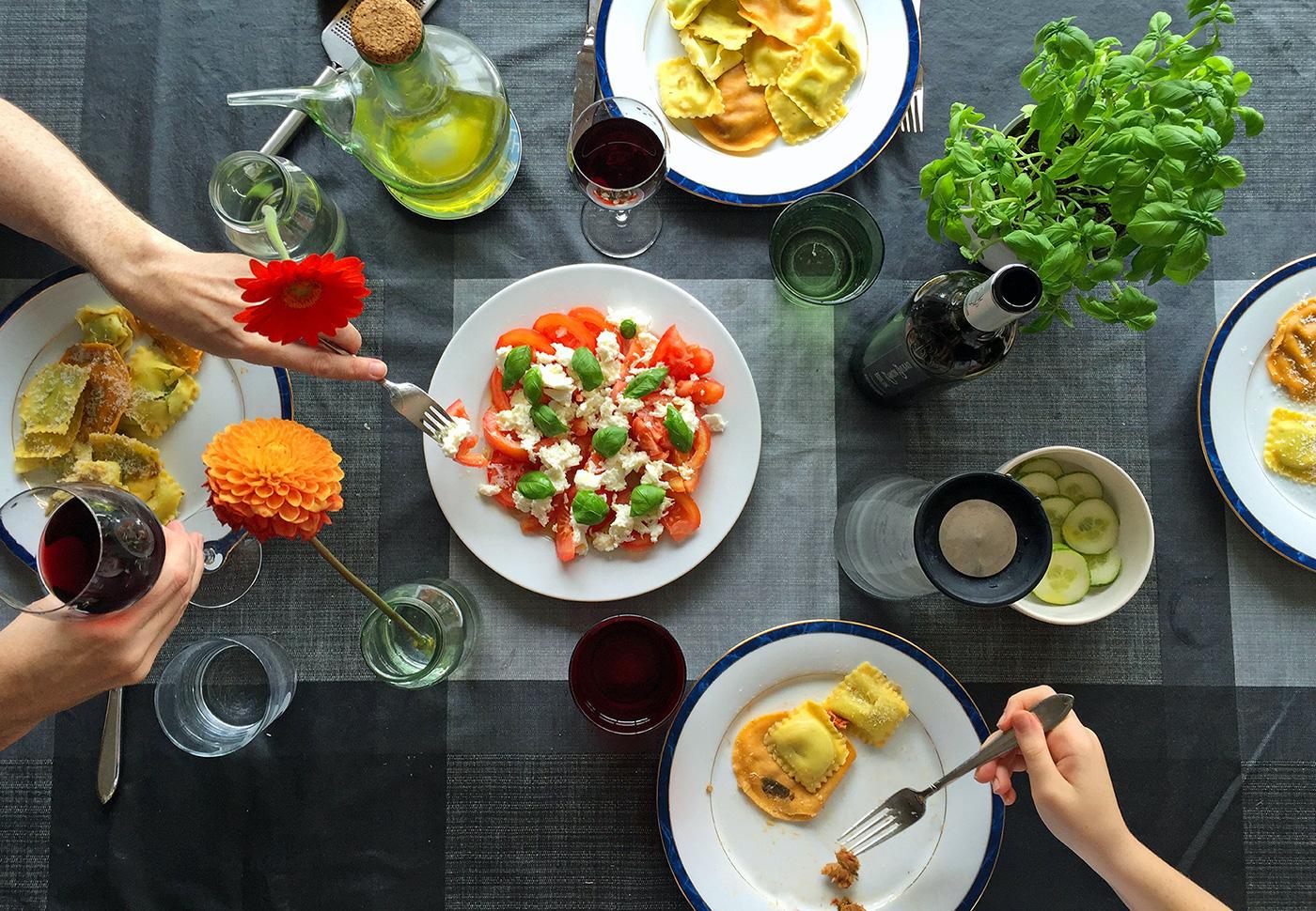 La #cucinadiffusa è pronta a riaprire! Ecco le regole da seguire per la sicurezza di tutti